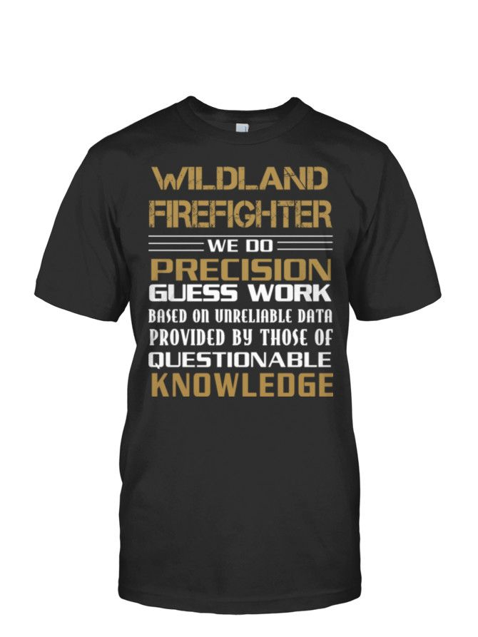 wildland firefighter - Limited Edition!!!