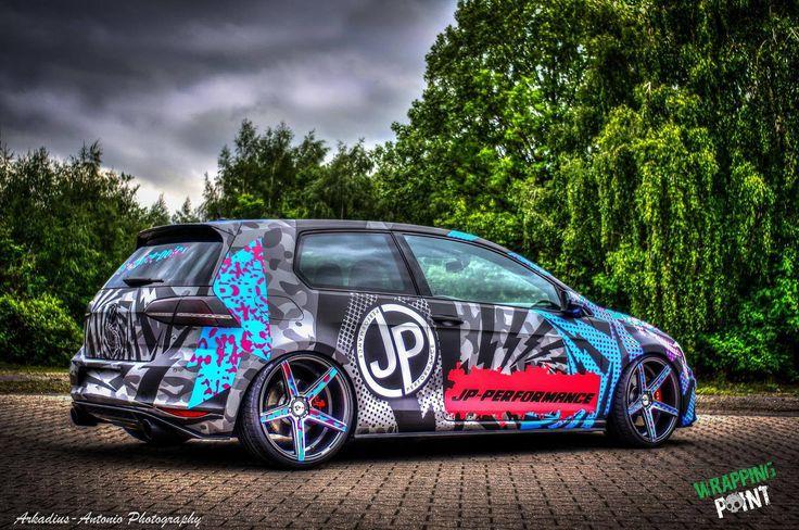 JP Performance GTI Wrap | Wrapfolio