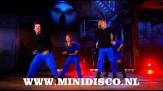 Minidisco - Ochtendgymnastiek (Nederlands), via YouTube.