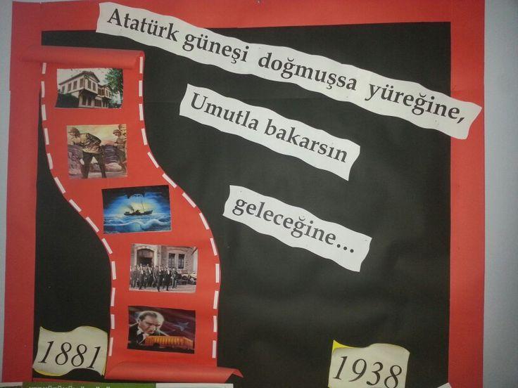 Ataturk köşesi