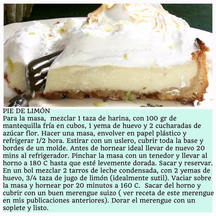 Pie de Limón – Virginia de María