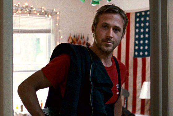 Studying the History of Ryan Gosling's Hair Part -- Vulture