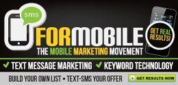 Revolutionary Mobile Marketing Software Platform