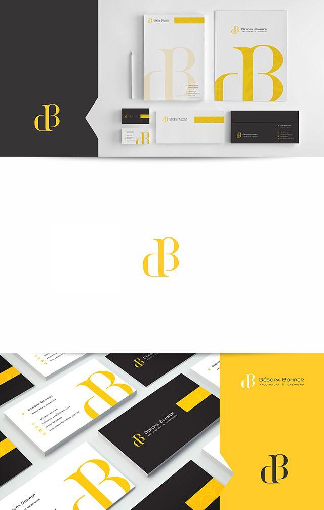 Débora Bohrer Arquitetura e Urbanismo Logo - Ivancco DesignIvancco Design