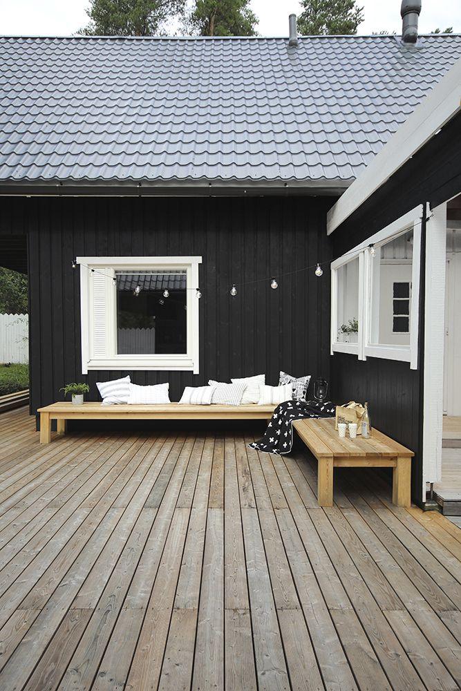 1000 Ideas About White Deck On Pinterest White Pergola