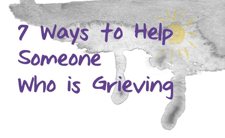 7 Ways to Help Someone Who is Grieving | Essaie Blog