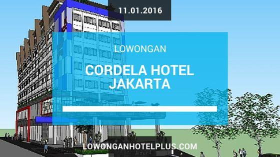 Lowongan Hotel Cordela Jakarta