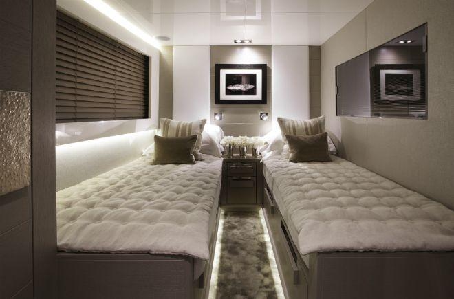 Pearl 75, a modern yacht's design
