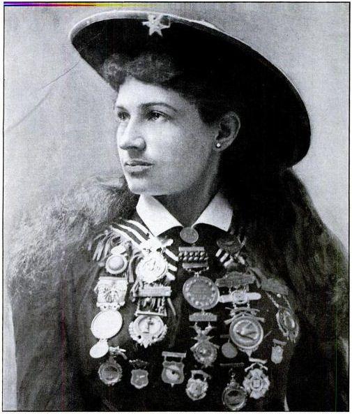 Annie Oakley Life