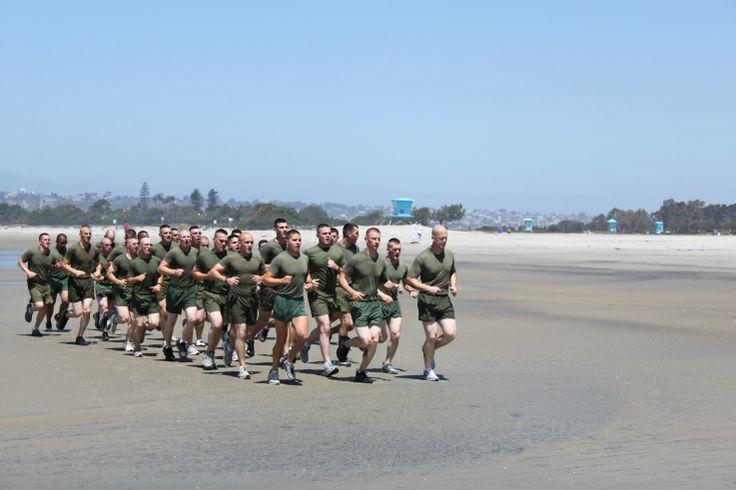 us navy seal training beach runs on coronado ca