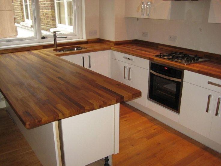 Kitchen Counter Extension 47 Contemporary Art Websites iroko worktop Butcher