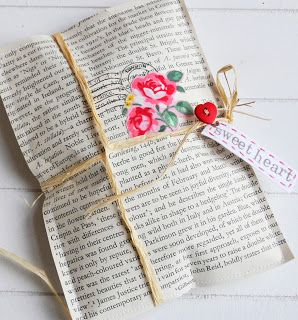 DIY - papier cadeau