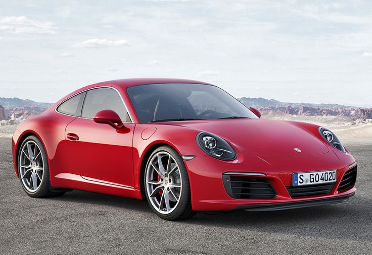 2016 Porsche 911 Carrera S (991)                                                                                                                                                      More