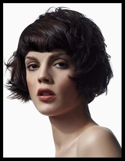 Short Hairstyles for Round Faces-02 - Hairstyles, Easy Hairstyles For Girls