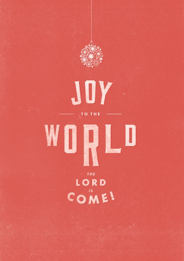 Joy To The World ..The Lord Has Come...- Isaac Watts (Hymn) [ 1719 ...