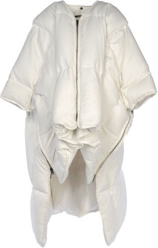 Maison Margiela Down Jacket in White