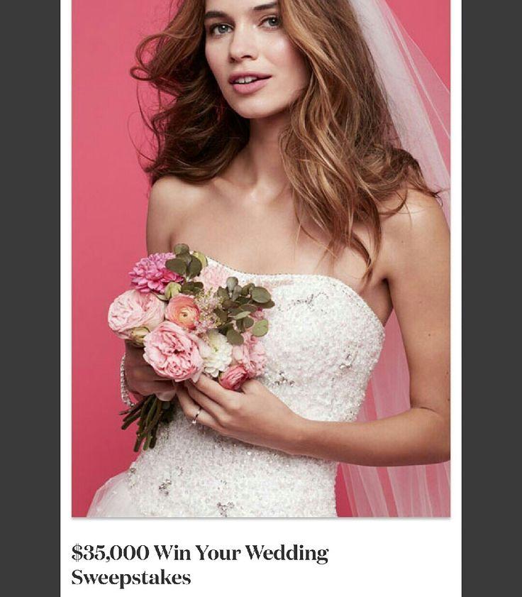 Fantastic Wedding Dress Sweepstakes Festooning - Wedding Ideas ...