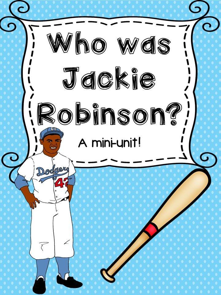 Jackie Robinson Jackie Robinson Jackie Robinson Who