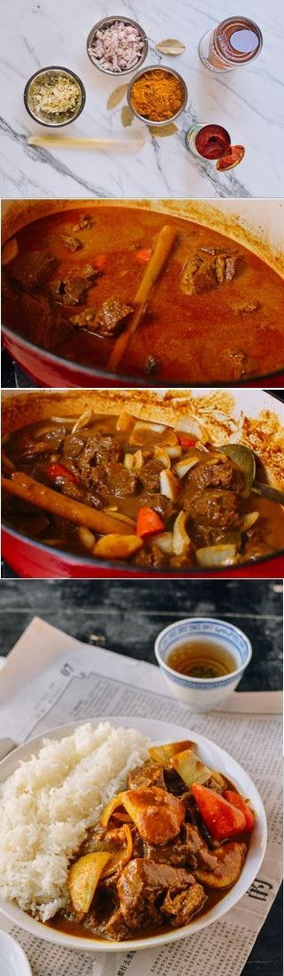 Beef Curry Recipe by the Woks of Life