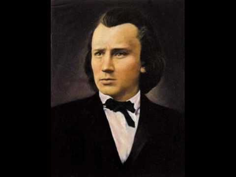 Johannes Brahms - Lullaby - YouTube