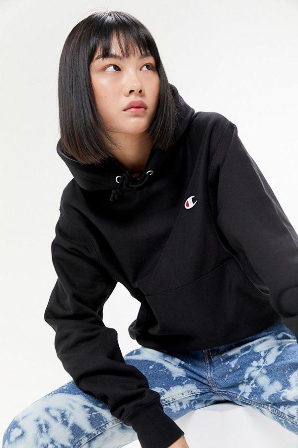 Avis N Womens Gossip Girl Casual Pocket Hoodies Sweatshirt Black