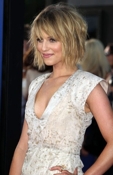 Cute and Choppy medium layered haircuts - Google Search