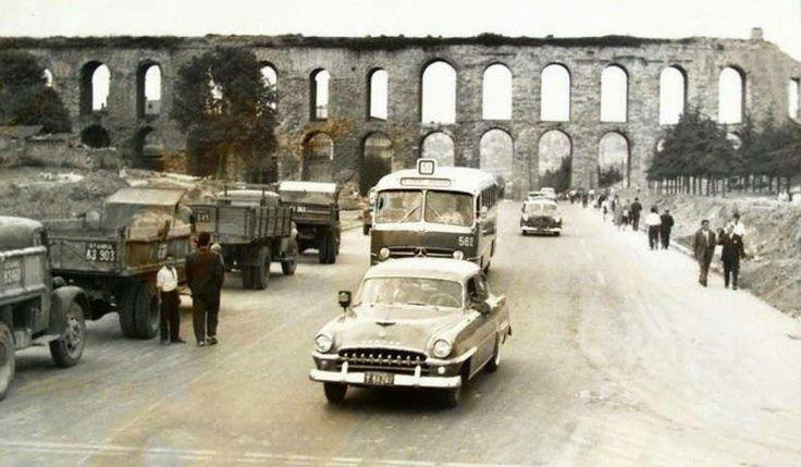 Atatürk Bulvarı (Unkapanı) - 1950'ler