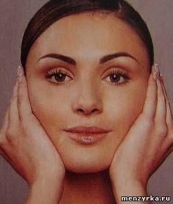 Подтяжка лица без операции - Дамские штучки - Каталог статей - Мензурка