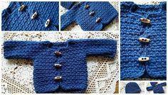 Lindevrouwsweb: Babyvestjes Super leuk patroon voor het haken van een vestje (mt 62)