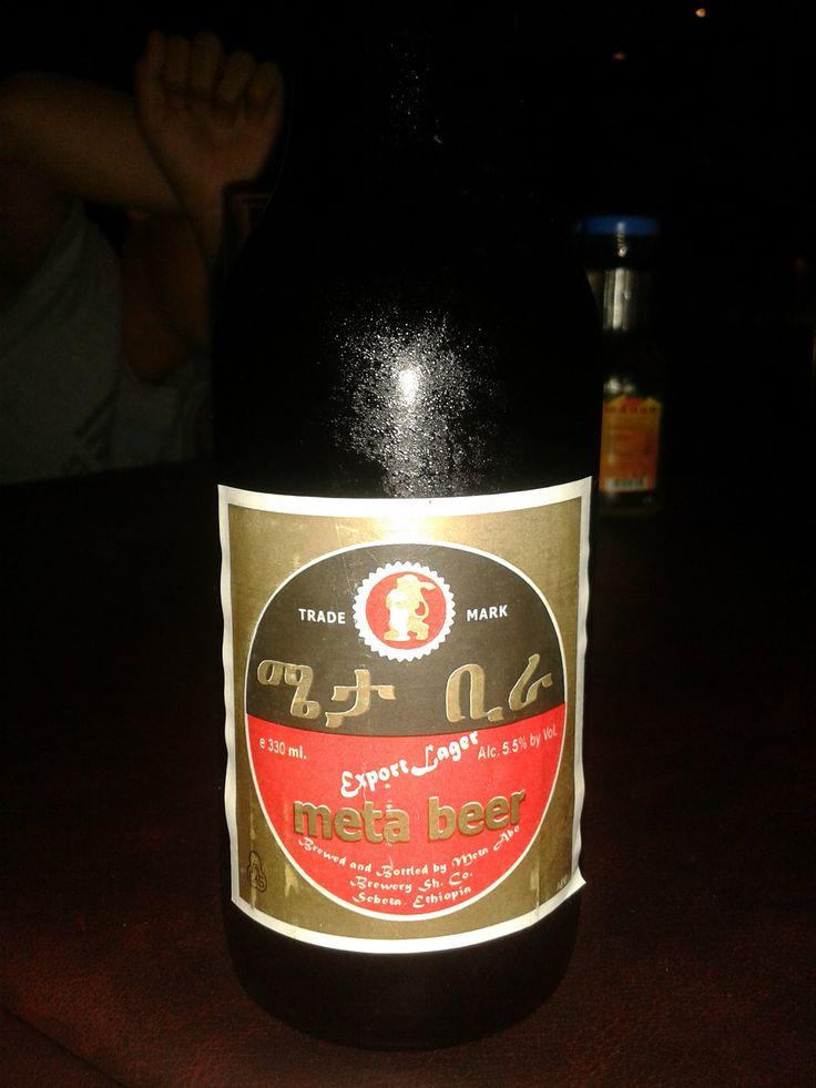 Meta Beer (Etiópia).