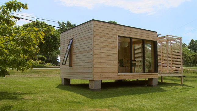 17 best images about habitat modulaire on pinterest modular homes grace o 39 malley and messages for Habitat modulaire