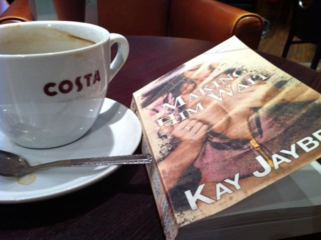 Coffee and kink is the best way to start the day!