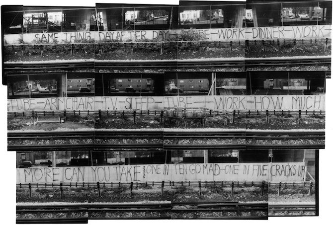 London's Original Graffiti Artists Were Poets and Political Revolutionaries | VICE United States