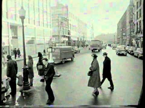 VIDEO: Want to take a trip around Dublin city in 1965? Now you can… I have explored all these streets...love this city. sigh. makes me want to go home.