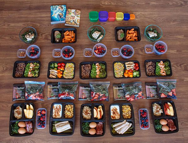 Country Heat Meal Prep - 1800 to 2100 calories | BeachbodyBlog.com