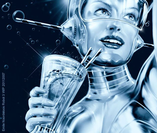 Dark Roasted Blend Retro Future Space Art Update: 1000+ Images About Space Women