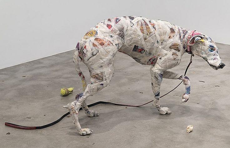 KURTZ Will ~ paper sculptures