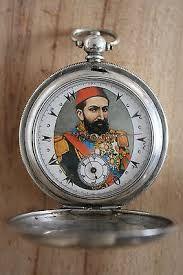 ottoman pocket watches ile ilgili görsel sonucu
