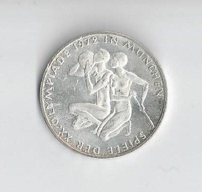 A personal favorite from my Etsy shop https://www.etsy.com/listing/489787850/1972f-german-10-mark-silver-coin-olympic