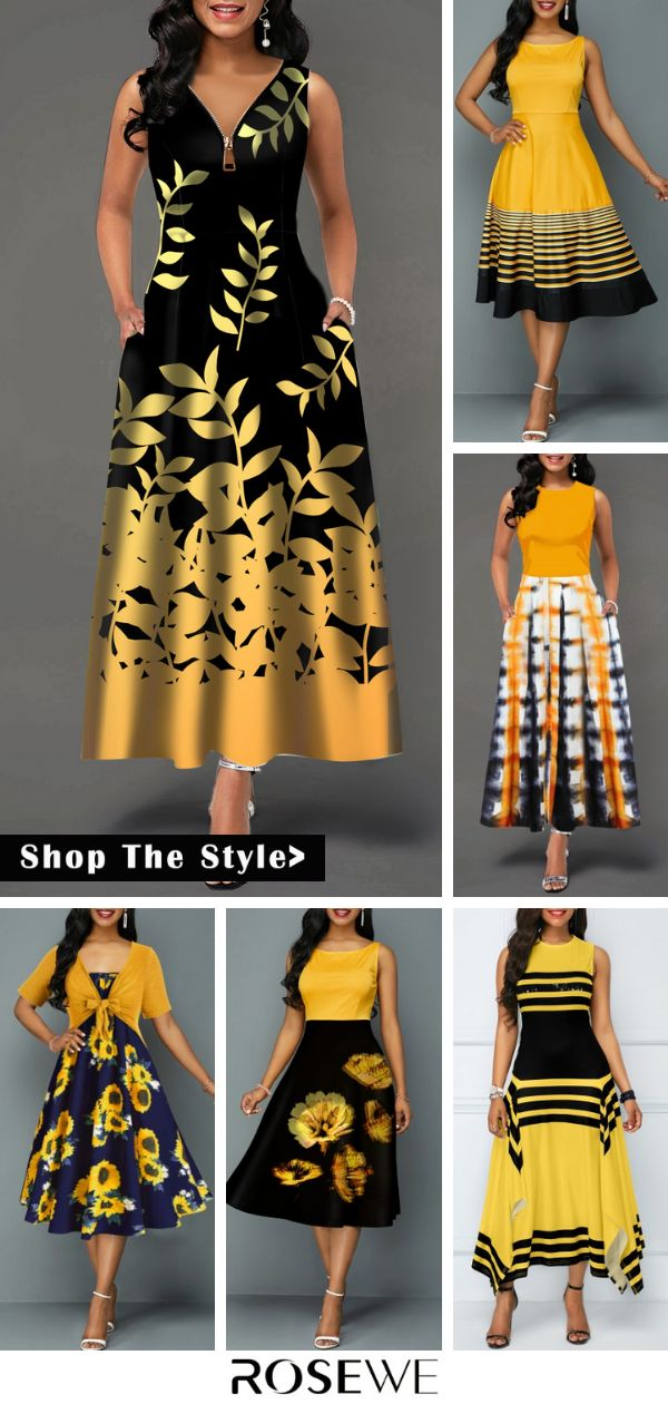 Hot Sale & Sleeveless Zipper Front Leaf Print Maxi Dress 1