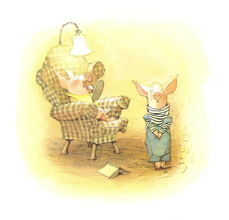 Toot and Puddle: The One and Only by Holly Hobbie (2006, Picture Book)