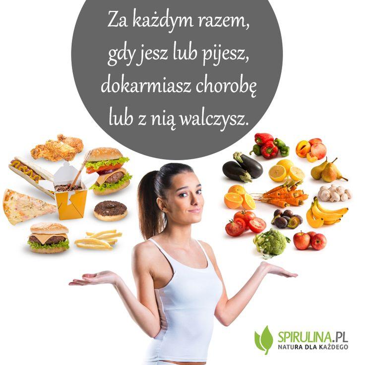 A Ty co robisz? Dokarmiasz chorobę czy z nią walczysz? #zdrowie #choroby #motywacja #dieta #superfood