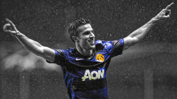 Robin Van Persie Football Player