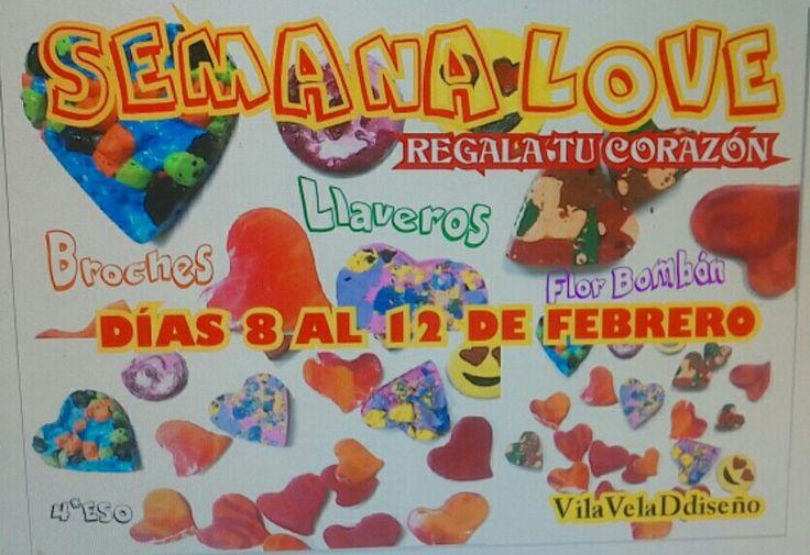 Nuestra campaña Love con ceras Hunderwasser♡♡