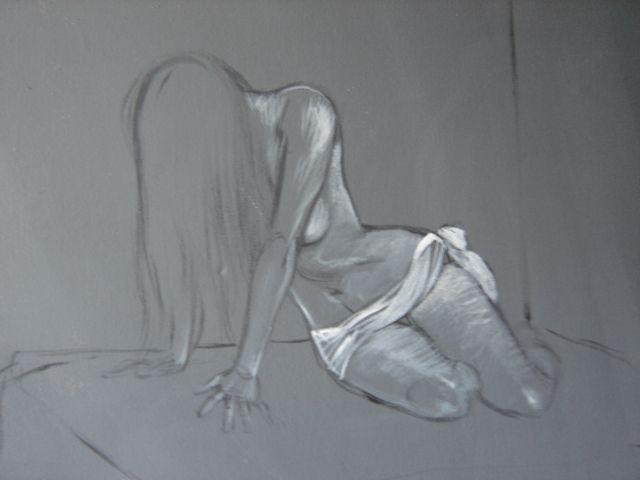 Sorrow- nude