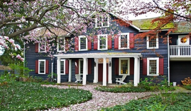 Buttermilk Falls Inn & Spa - so cute! and 90 mins from the city!!