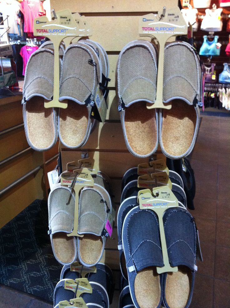 Spring is almost there!!! Come check out the new Spenco sandals!!!