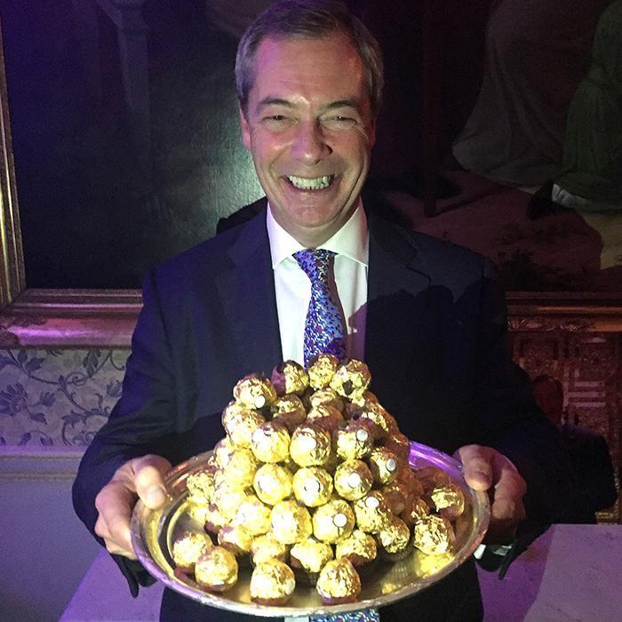 UKIP-leder Nigel Farage var den stærkeste fortaler for Brexit – Storbritanniens udtræden af EU – men kæmpede han folkets sag?