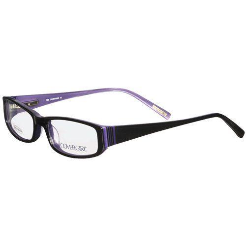 covergirl rx able frames black vision center services walmartcom - Walmart Vision Center Eyeglass Frames