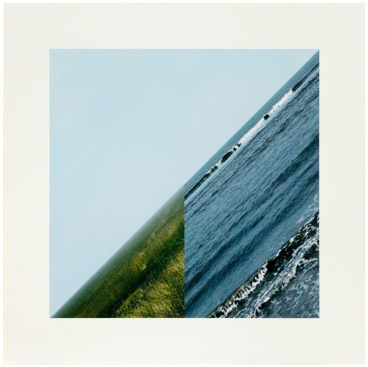 Jan Dibbets, 'Land-Sea Horizon 2', 2011